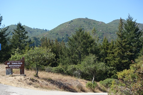 Mt Tamalpais Watershed