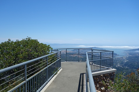 Mt Tam Skywalk